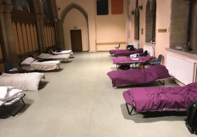 Winter Shelter update