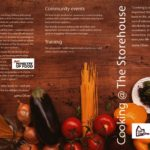 thumbnail of Cooking @ The Storehouse flier