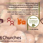 thumbnail of Cooking @ The Storehouse postcard