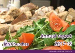 thumbnail of Inn Churches annual report 2017-18
