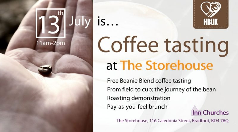 Coffee tasting on 13th July 2019