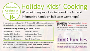 Holiday Kids' Cooking