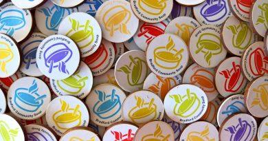 Bradford SOUP voting tokens