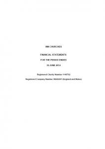 Annual Report 2013-14 cover