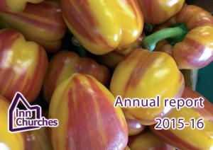 Annual Report 2015-16 cover