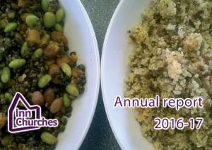 Annual Report 2016-17 cover