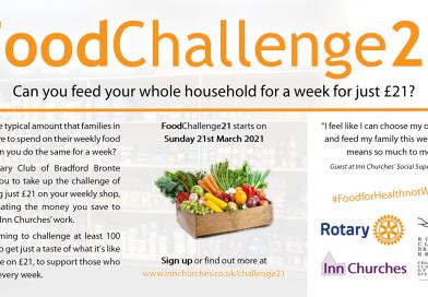 FoodChallenge21 poster